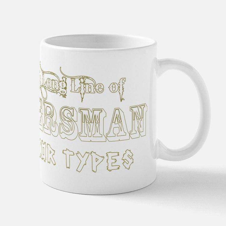 frontiersman-blk Mug