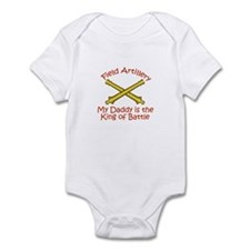 Field Artillery Daddy Infant Bodysuit