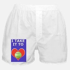Softball Itouch2 iPod Hard Case, Take Boxer Shorts