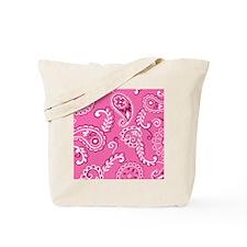 PinkRBanda460ipadP Tote Bag