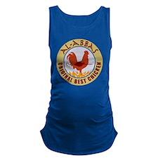 pal-chicken Maternity Tank Top