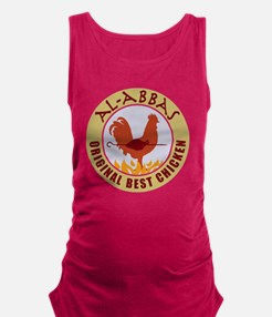 pal-chicken Maternity Tank Top