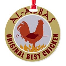 pal-chicken Ornament