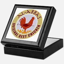 pal-chicken Keepsake Box
