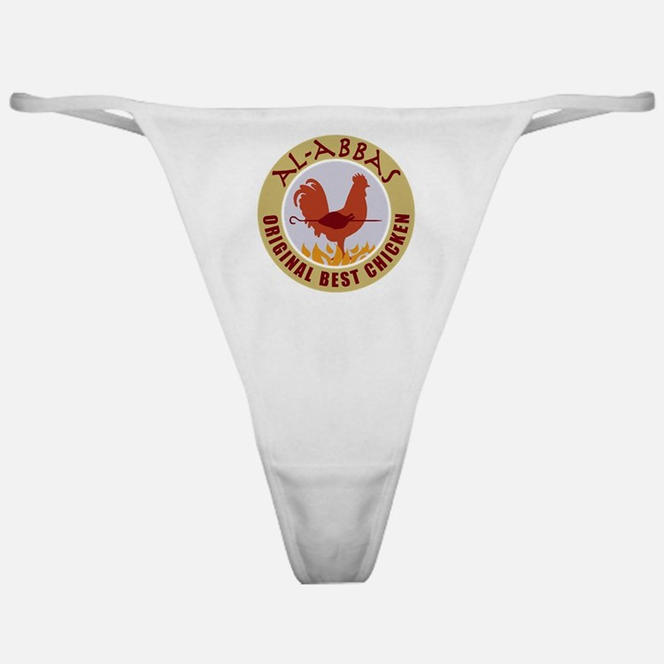 pal-chicken Classic Thong