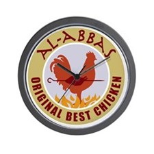 pal-chicken Wall Clock