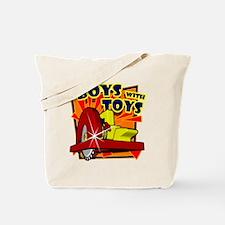 sawblack Tote Bag