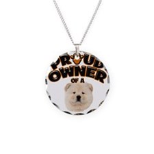 Proud Owner of a Chow Chow Necklace