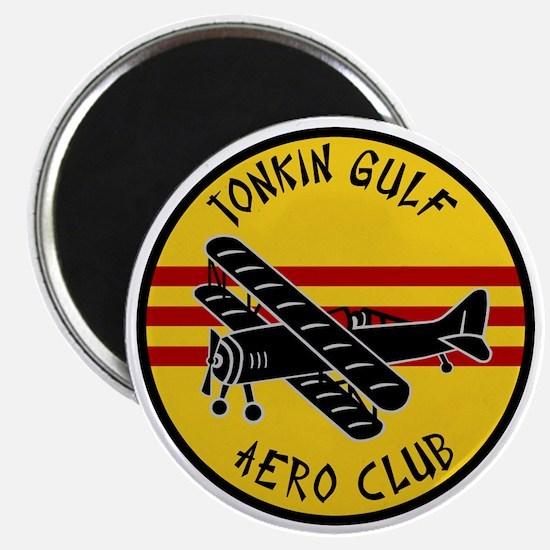 Tonkin Aero Club Magnet