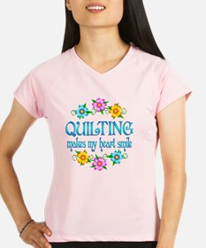QUILT Performance Dry T-Shirt