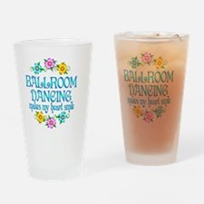 BALLROOM Drinking Glass