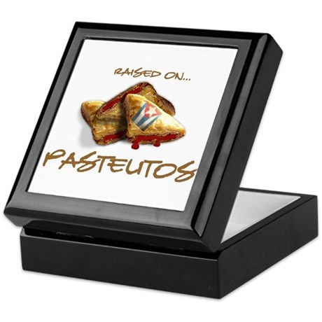 Raised on... Pastelitos Keepsake Box