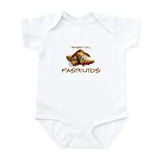 Raised on... Pastelitos Infant Bodysuit