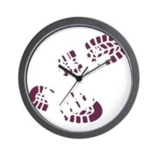 girlmove2 Wall Clock