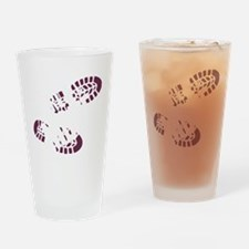 girlmove2 Drinking Glass