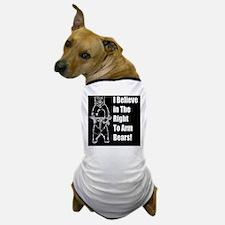 bear gund Dog T-Shirt