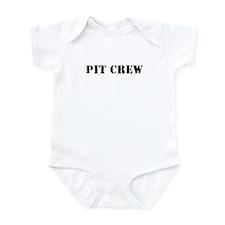 Pit Crew (Original) Infant Bodysuit