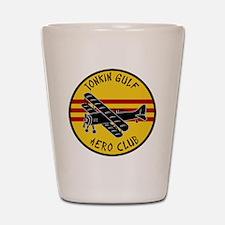 Tonkin Aero Club Shot Glass