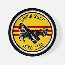 Tonkin Aero Club Wall Clock