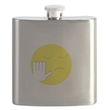 Im not here to make friends Flask