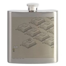 mousepad-00001 Flask