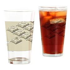mousepad-00001 Drinking Glass