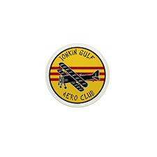 Tonkin Aero Club Mini Button