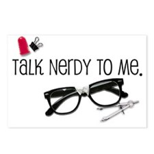 talknerdy-mp-more Postcards (Package of 8)