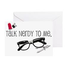 talknerdy-mp-more Greeting Card