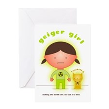 darlene_geigergirl1 Greeting Card