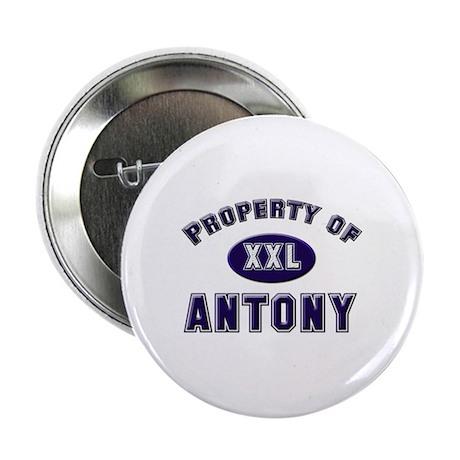 Property of antony Button
