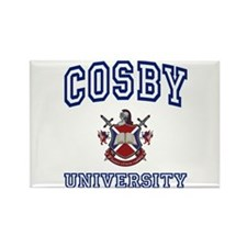 COSBY University Rectangle Magnet