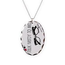 talknerdy-mp-more-vert Necklace Oval Charm