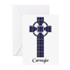 Cross - Carnegie Greeting Cards (Pk of 10)