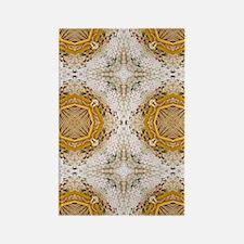 Kscope_knittingTweed_HardCase Rectangle Magnet