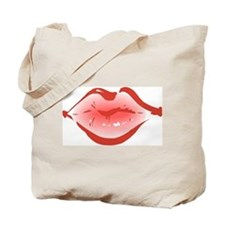 lips3 Tote Bag