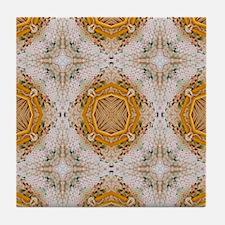 Kscope_knittingTweed_mousePad Tile Coaster