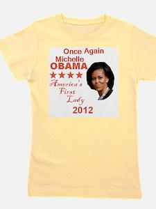 Michelle 2012 Girl's Tee