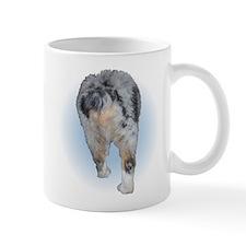 Front & Rear Small Mug