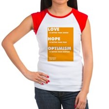 12_by_18 Women's Cap Sleeve T-Shirt