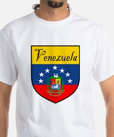 Venezuela Flag Crest Shield Shirt