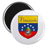 Venezuela Flag Crest Shield 2.25