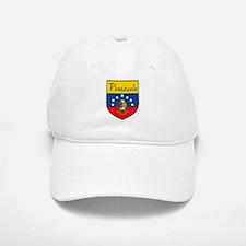 Venezuela Flag Crest Shield Baseball Baseball Cap