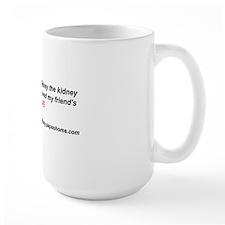 Sidney10insquare Mug