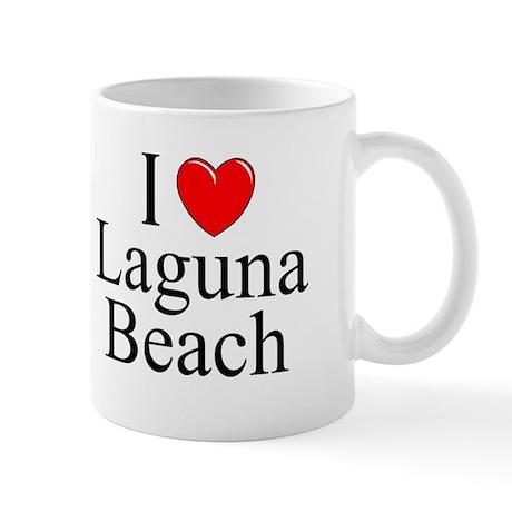 """""""I Love Laguna Beach"""" Mug"""