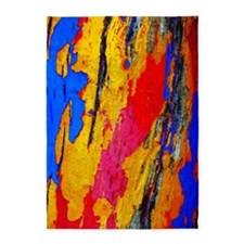 painted_bark copy 5'x7'Area Rug