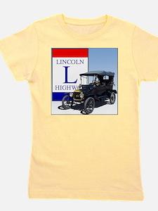 LincolnHighway-10 Girl's Tee