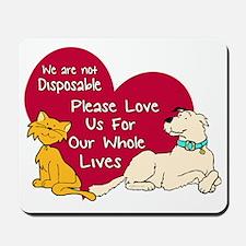 disposable Mousepad