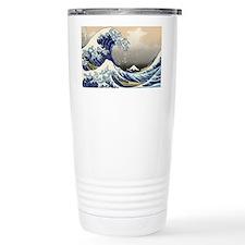 great_wave_laptop_skin Travel Mug