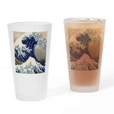 great_wave_v_ipad2_case Drinking Glass